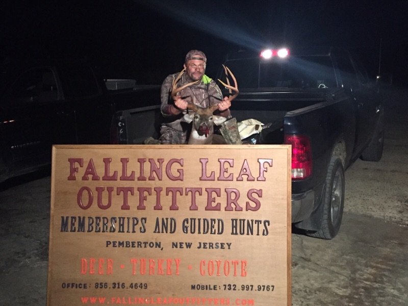 Becoming a member of Falling Leaf Outfitters is easy